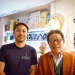 北海道釧路からお世話になっているウニ漁師さんがペペロッソにいらしてくださいました