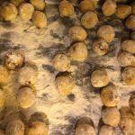 cagliette di patate  val chisone