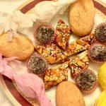 サルデーニャのお茶菓子盛り合わせ