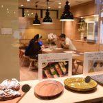 森山ですヾ(๑⃙⃘´ꇴ`๑⃙⃘)ノ  お料理教室はピカピカの教室で٩( ๑╹ ꇴ╹)۶