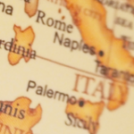イタリア・郷土料理マップ